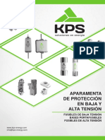 KPS Cat Fusibles Esp