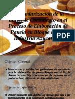 Estandarización de La Etapa de Cocimiento en El Proceso de Elaboración de Panela