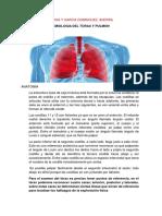 Semiologia Del Torax y Pulmones