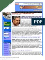 Abdul Qadeer Khan- The Man Behind the Myth
