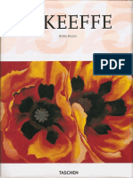 Georgia O'Keeffe. Flores en El Desierto - Britta Benke