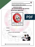 Informe Analisis de Consitencia