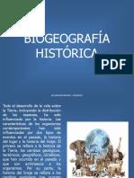 biogeografìa històrica