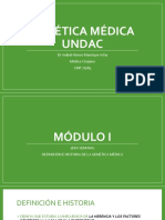 Genetica Medica 1 i y II