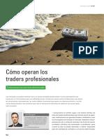 Cómo Operan Los Trader Profesionales.