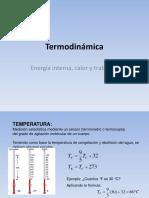Clase 4 Termodinamica