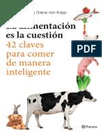 35278 La Alimentacion Es La Cuestion