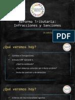 270417 Infracciones y Sanciones