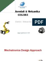 Lecture 2 - Pengantar Elektro Mekanik