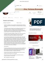História Da Prótese, Artigo _ IDent_1