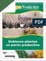 AnapoNoticias 112 Gobierno Pacto Productivo