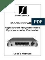 Dsp 6001 Manual