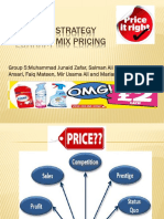 Pricing Strategy PPT