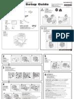 Fujixerox DocuCentre S2011 Setup Guide