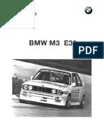 BMW M3 E30 Grupp a Teilekatalog