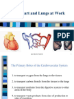 CH 6 Heart and Lungs.ppt