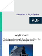 Kinematics of Rigid Bodies1