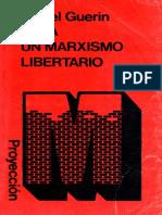Para Un Marxismo Libertario