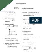 Logaritmos vs Funciones