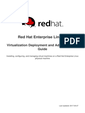 Red Hat Enterprise Linux-7-Virtualization Deployment and