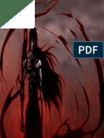 Bankai Final Form Bleach Ichigo Kurosaki Anime Wallpaper Background