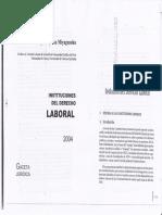 Evolución Del Derecho Laboral - 1ra Lectura