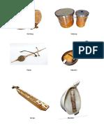 Alat Musik Ritmis, Melodis, Harmonis