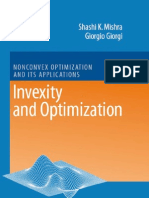 Vol. 88 Invexity and Optimization