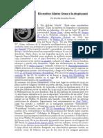 """""""El escritor Günter Grass y la utopía nazi"""" por Nicolás González Varela"""