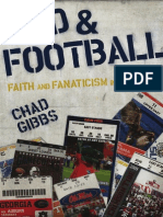 God and Football by Chad Gibbs, Excerpt