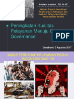 01. Paparan Peningkatan Kualitas Yanlik Kota Sukabumi .3 Agustus 2017