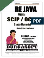 Java Notes Pdf