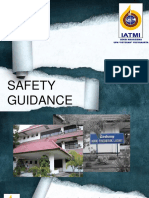 Safety Guidance Ftm