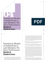 4 MACBA QP - Diedrich Diederichsen - Paradoxical Model of Authenticity