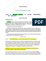 1-CIVIL LAW_CASE__Singson vs Caltex 2007___Extraordinary Inflation of Currency