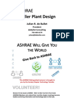 Ashrae- Basic Chiller Plant Design