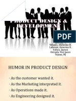 PRODUCT DESIGN & DEVELOPMENT report.pptx