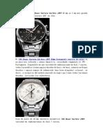 2017 TAG Heuer Carrera Calibre 1887 43mm Cronografo de Acero