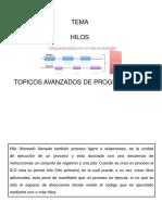Hilos Presenta