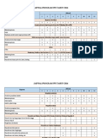 Jadwal Tahunan Program PPI