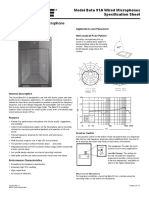PDF Beta91a Specification Sheet