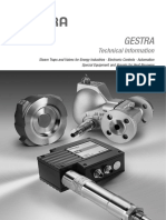 GESTRA Technical Information