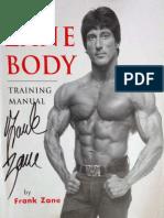Frank Zane - The Zane Body Training Manual