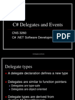 183894409 Delegates and Events Ppt