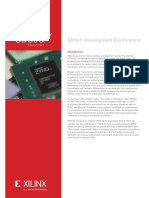 Sdsoc Development Environment Backgrounder