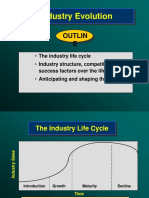 Lecture 6 - Industry Evolution and Strategic Change.ppt