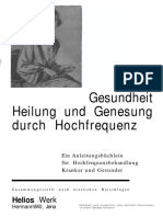 Helios HF Apparat Anleitung