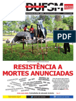 Jornal SEDUFSM Novembro/Dezembro de 2017