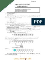 Cours Lycée pilote - Informatique les algorithmes de tri Et de recherche - 3ème Informatique (2011-2012)  Mme amira bouganmi.pdf