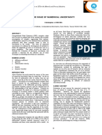 The Issue of Numerical Uncertainty.pdf